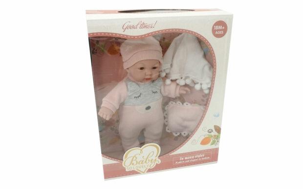 Dojenček Lovely-Poškodovana embalaža-2