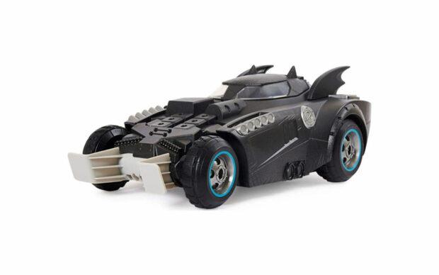 Batmanovo vozilo Batmobile s figurico, na daljinsko upravljanje-1