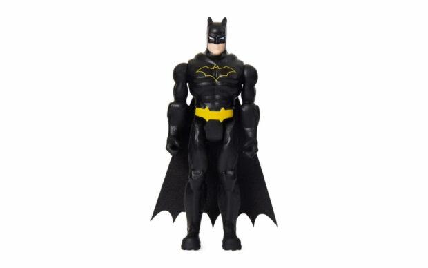 Batmanovo vozilo Batmobile s figurico, na daljinsko upravljanje-2