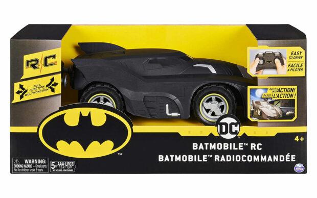 Batmanovo vozilo Batmobile, na daljinsko upravljanje-5