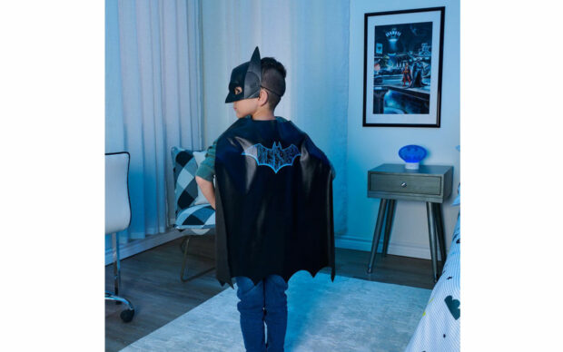 Batman maska z ogrinjalom-4