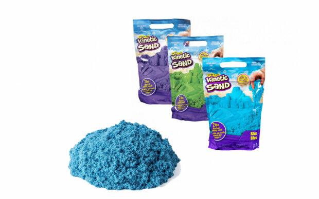 Kinetični pesek v vrečki, 907 g