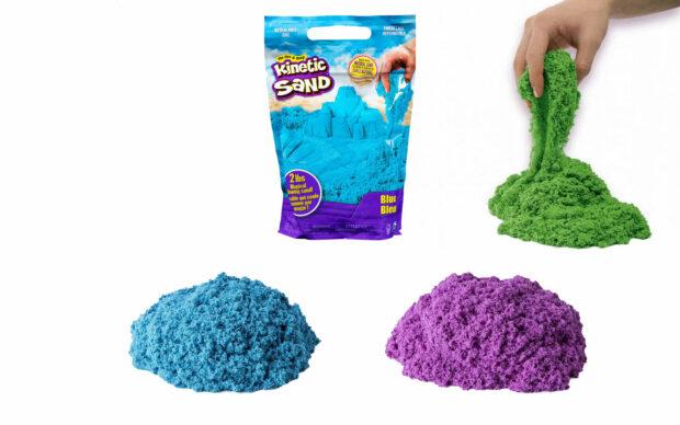 Kinetični pesek v vrečki, 907 g-1