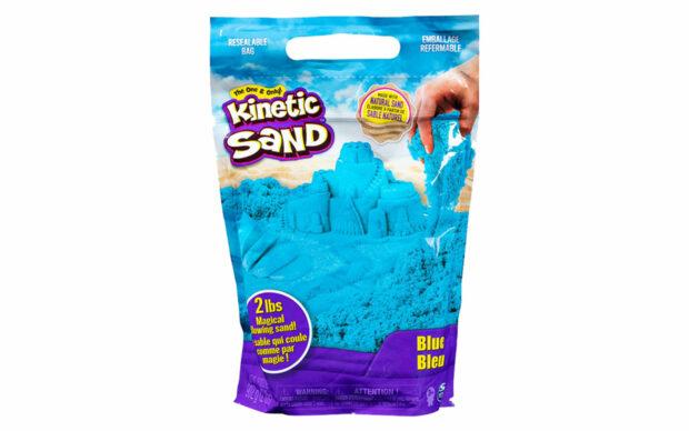 Kinetični pesek v vrečki, 907 g-2