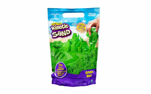 Kinetični pesek v vrečki, 907 g-3