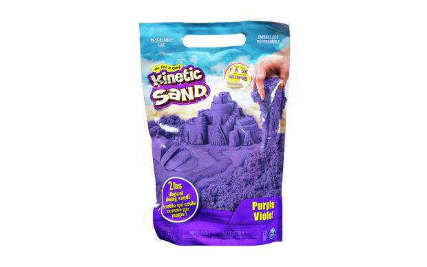 Kinetični pesek v vrečki, 907 g-4
