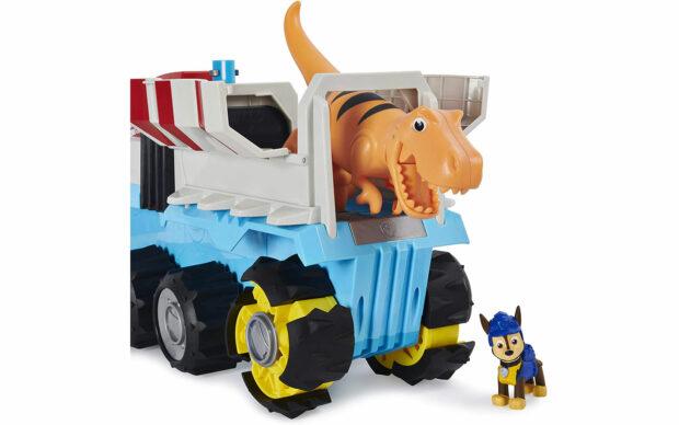 Velik motoriziran tovornjak Dino Patroller, Paw Patrol, set-4