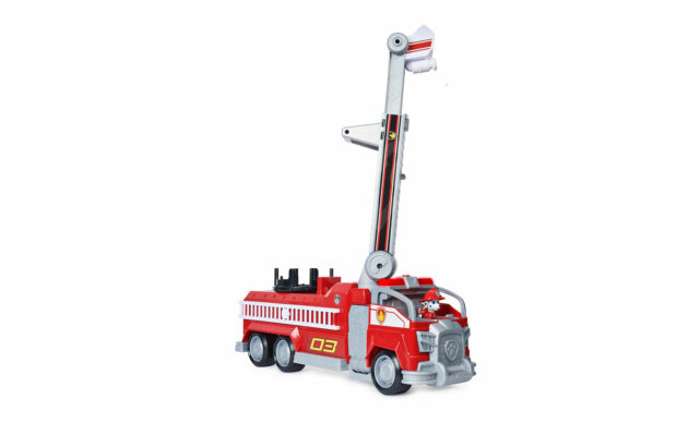 Gasilsko vozilo Marshall transforming City Firetruck, Paw Patrol, set-1