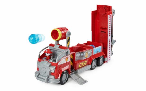 Gasilsko vozilo Marshall transforming City Firetruck, Paw Patrol, set-2