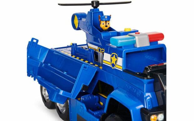 Vozilo Paw Patrol Chase Ultimate Police Cruiser, set-3