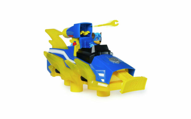Vozilo Paw Patrol Chase Charged Up Transforming Vehicle, set-1