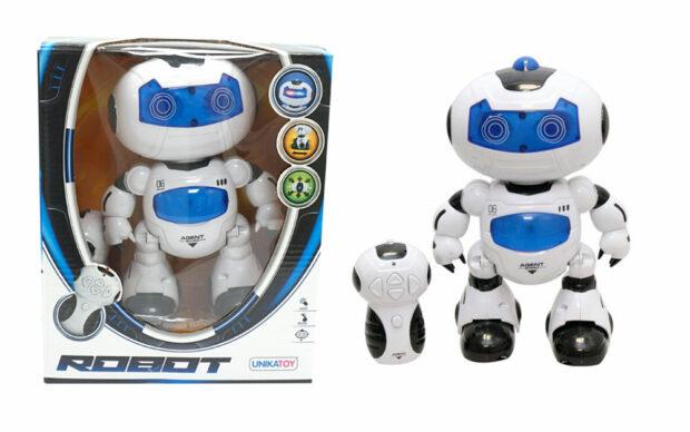 Baterijski robot Agent, 22 cm