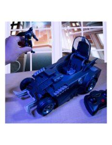 Batmanovo vozilo Batmobile s figurico, na daljinsko upravljanje-7
