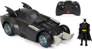 Batmanovo vozilo Batmobile s figurico, na daljinsko upravljanje-9
