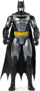 Figura Bat-tech Batman z vozilom Batmobile, 30 cm-5