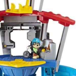 Kontrolni stolp Dino Rescue HQ z vozilom, Paw Patrol, set-3
