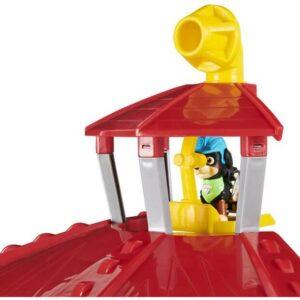 Kontrolni stolp Dino Rescue HQ z vozilom, Paw Patrol, set