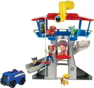 Kontrolni stolp s periskopom, Paw Patrol, set