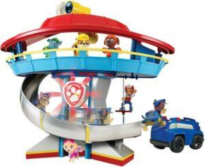 Kontrolni stolp s periskopom, Paw Patrol, set-4
