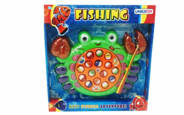 Igra ribolov, Unikatoy-Poškodovana embalaža-4