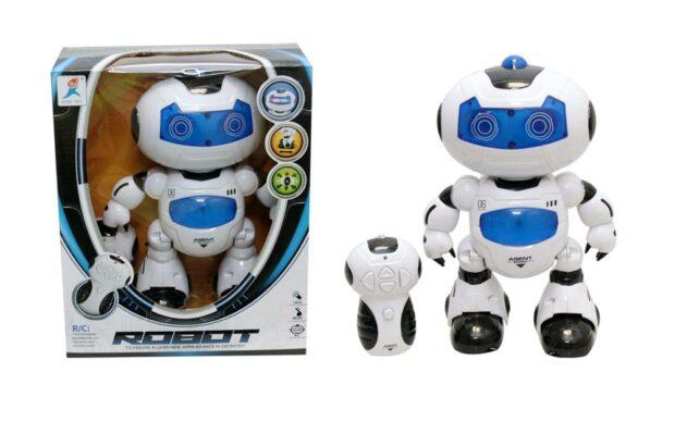 Baterijski robot Agent, 22 cm-3