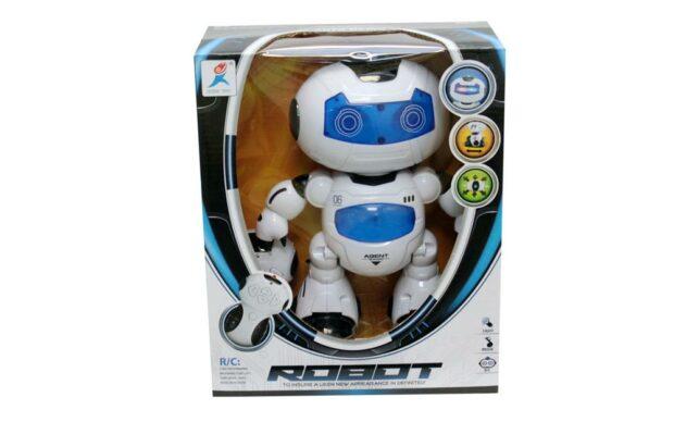 Baterijski robot Agent, 22 cm-5