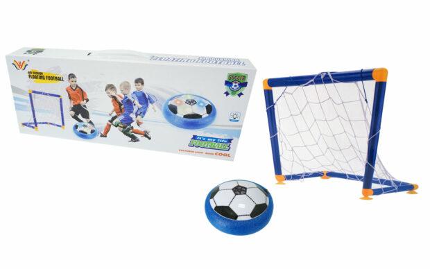 Žoga zrak 14 cm + gol-Poškodovana embalaža