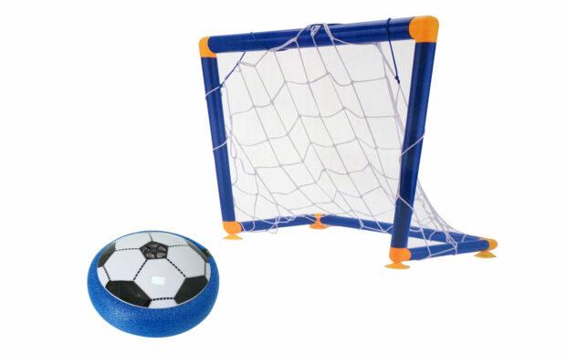 Žoga zrak 14 cm + gol-Poškodovana embalaža-1