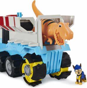 Velik motoriziran tovornjak Dino Patroller, Paw Patrol, set-5