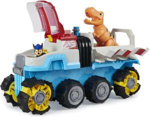 Velik motoriziran tovornjak Dino Patroller, Paw Patrol, set-6