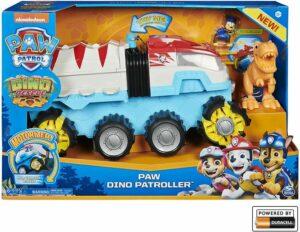 Velik motoriziran tovornjak Dino Patroller, Paw Patrol, set-8