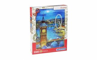 XMAS Collection - Clementoni sestavljanka/puzzle, 1000 kosov