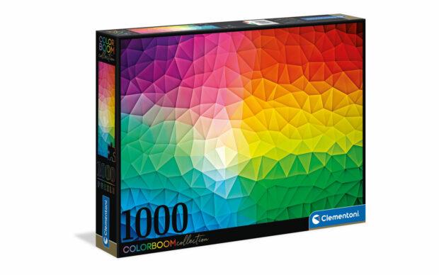 Colorboom Collection - Clementoni sestavljanka/puzzle, 1000 kosov