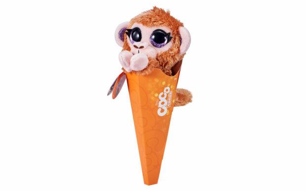 Plišaste živalice Coco Cones-5