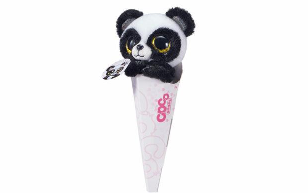 Plišaste živalice Coco Cones-7