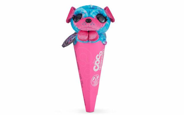 Plišaste živalice Coco Cones - Neon-4