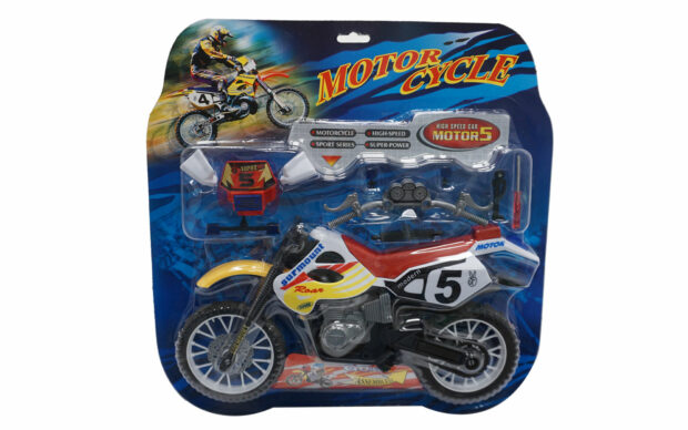 Motor cross, set, 35 cm-2