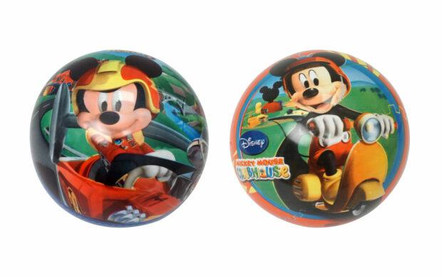 Žoga Mickey, FI 23 cm-Poškodovana embalaža