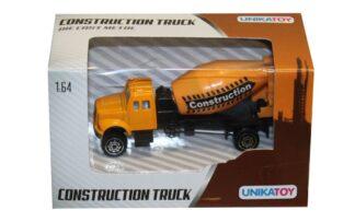Gradbeno vozilo, Unikatoy - Poškodovana embalaža-3
